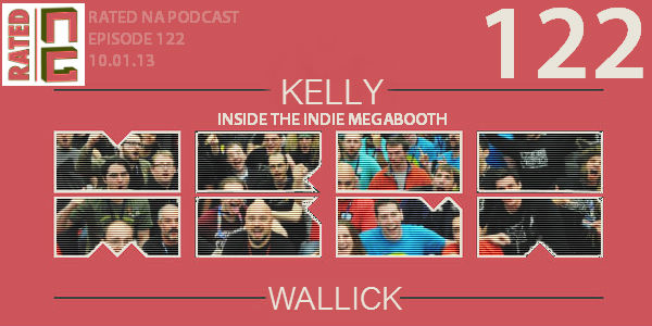 Rated NA 122: Inside The Indie Megabooth With Overlord Kelly Wallick