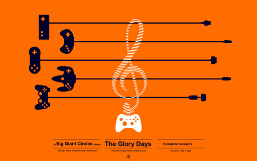 Big Giant Circles: The Glory Days – Support Great Music And Get Great Stuff