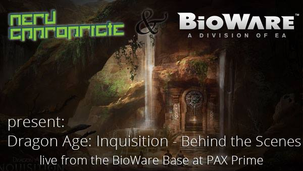 Dragon Age: Inquisition – Behind The Scenes And Women In Gaming Podcasts Are Now Live!