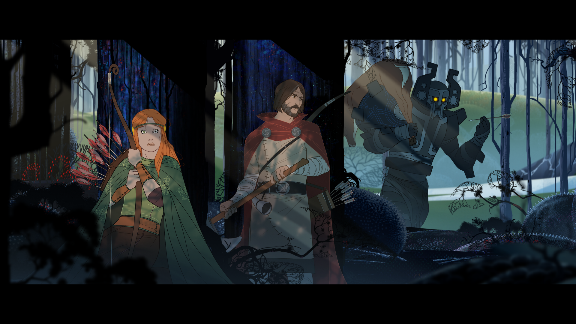 PAX Prime 2013: Holding The Banner High – Hands On The Banner Saga