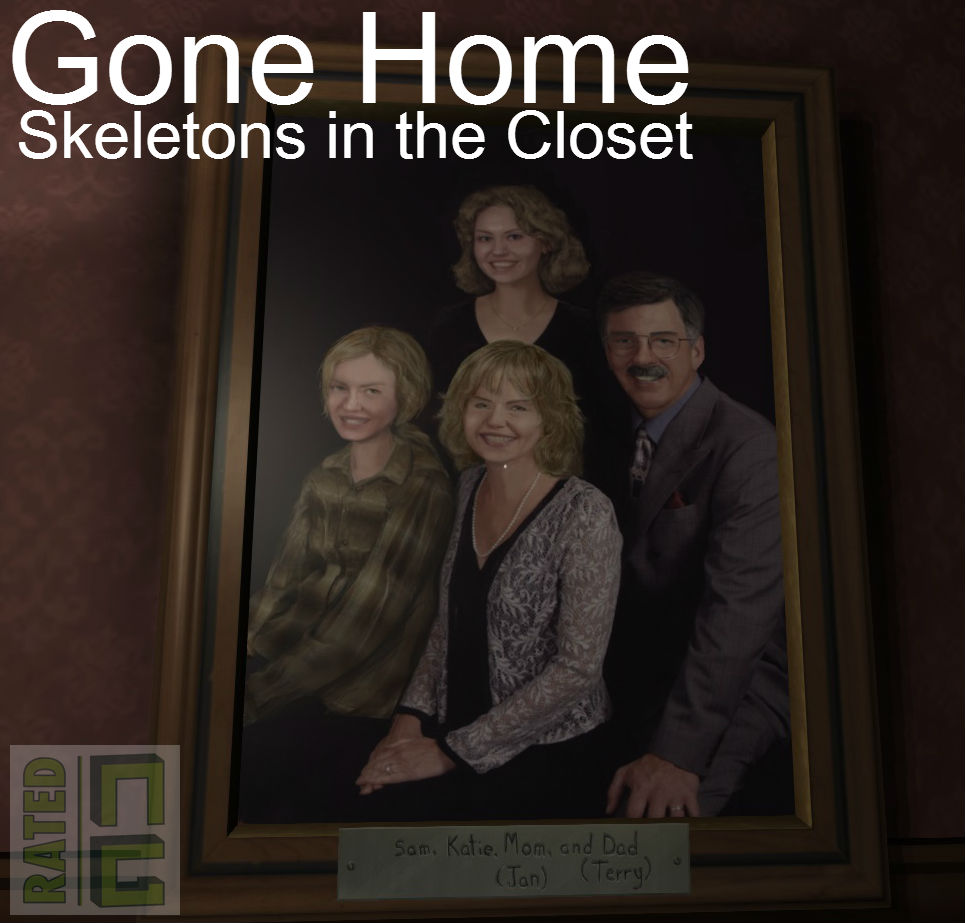 Gone Home: Skeletons In The Closet – A Review
