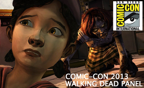 Comic-Con 2013: Inside Telltale's Walking Dead Panel – S2 Secrets Revealed