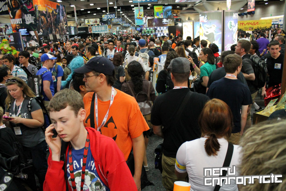 Comic-Con 2013: Time To Step Up – Ensuring A Safe Place And Geeky Fun For All