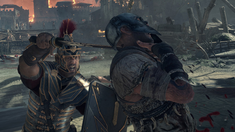 Comic-Con 2013: Hands On Ryse: Son Of Rome For The Xbox One