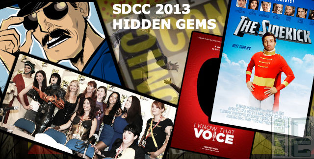 Comic-Con 2013: Hidden Gems – Five Panels Not To Miss
