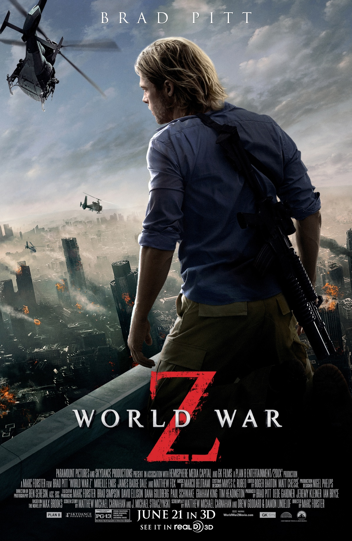 Review: World War Z: It's Raining ZEDS!