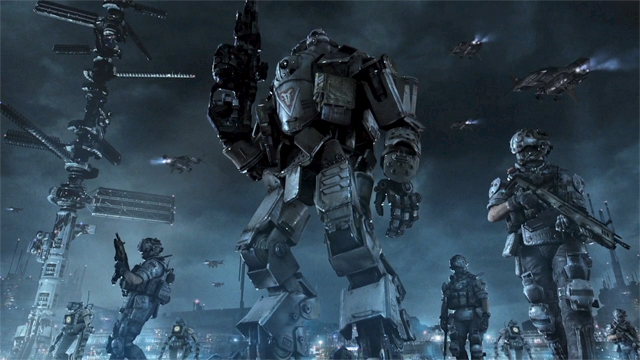 E3 2013: Falling Hard For Respawn's Titanfall
