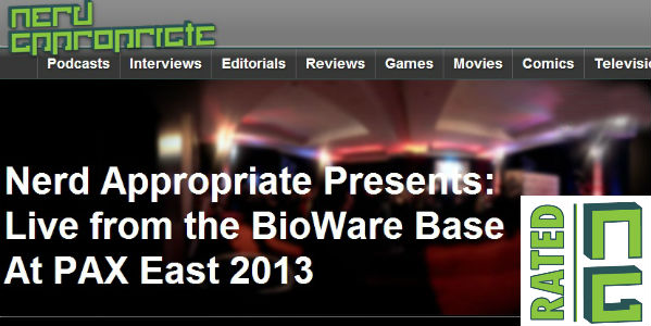 PAX East 2013: Exclusive BioWare Base Panel Coverage