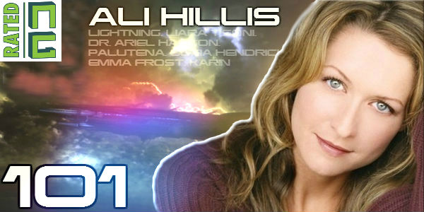 Rated NA 101: Intro To Ali Hillis
