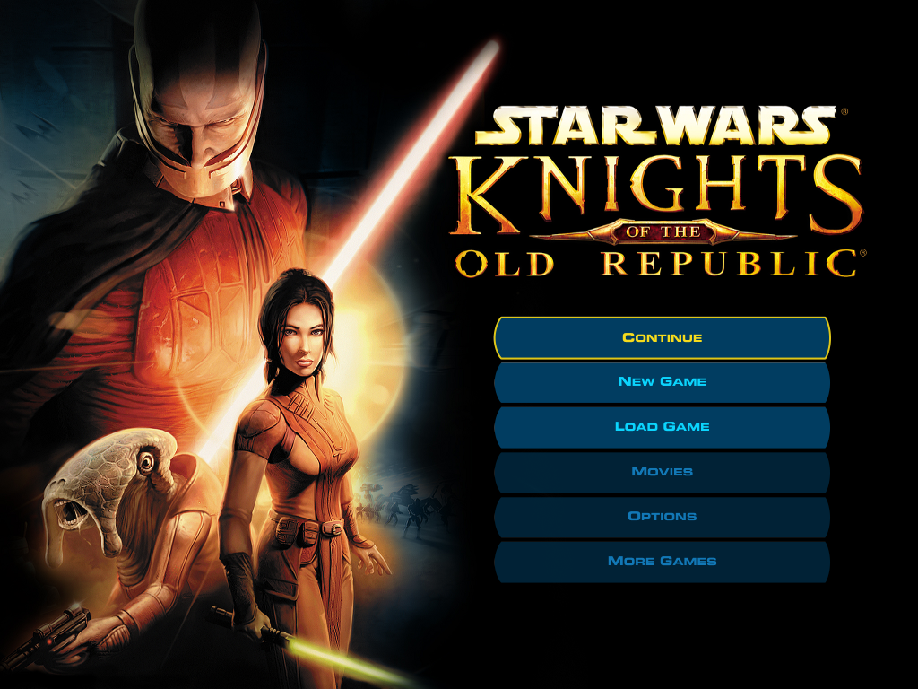 The Force Is With IOS – Knights Of The Old Republic On IPad
