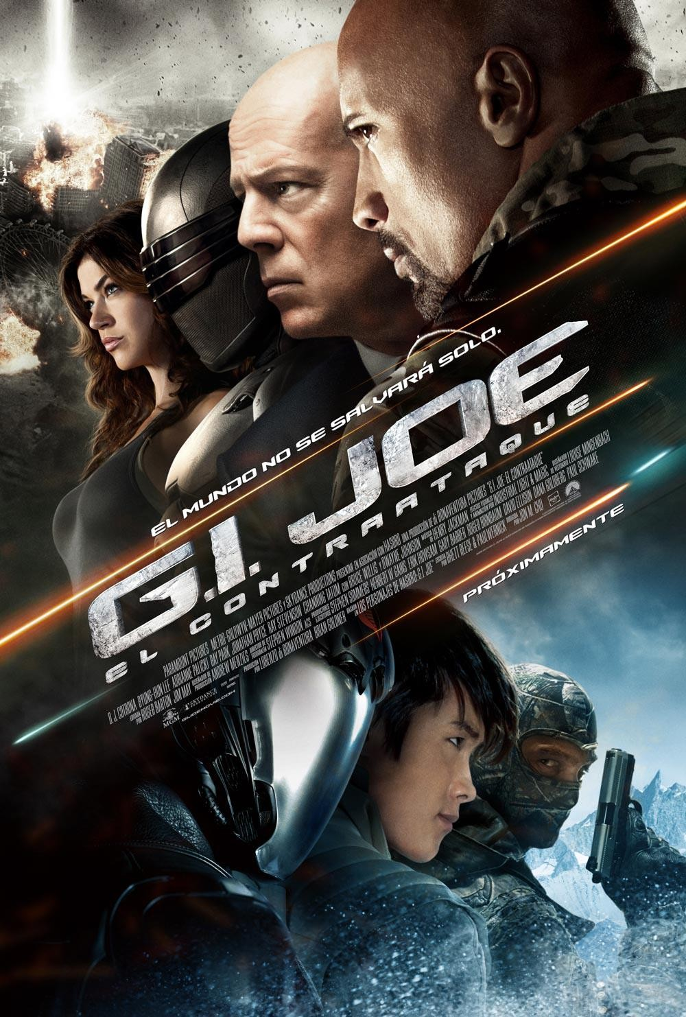 "G.I. Joe: Retaliation YO JOE! Or Shall We Say ""Hoo-a""?"