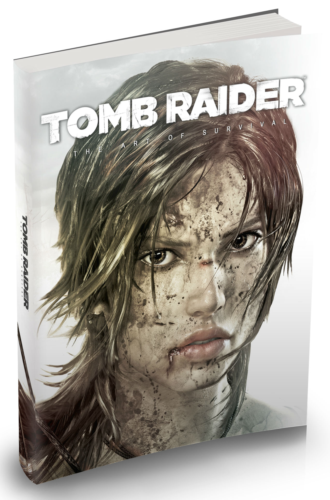 Tomb Raider: The Art Of Survival – (Art Book)