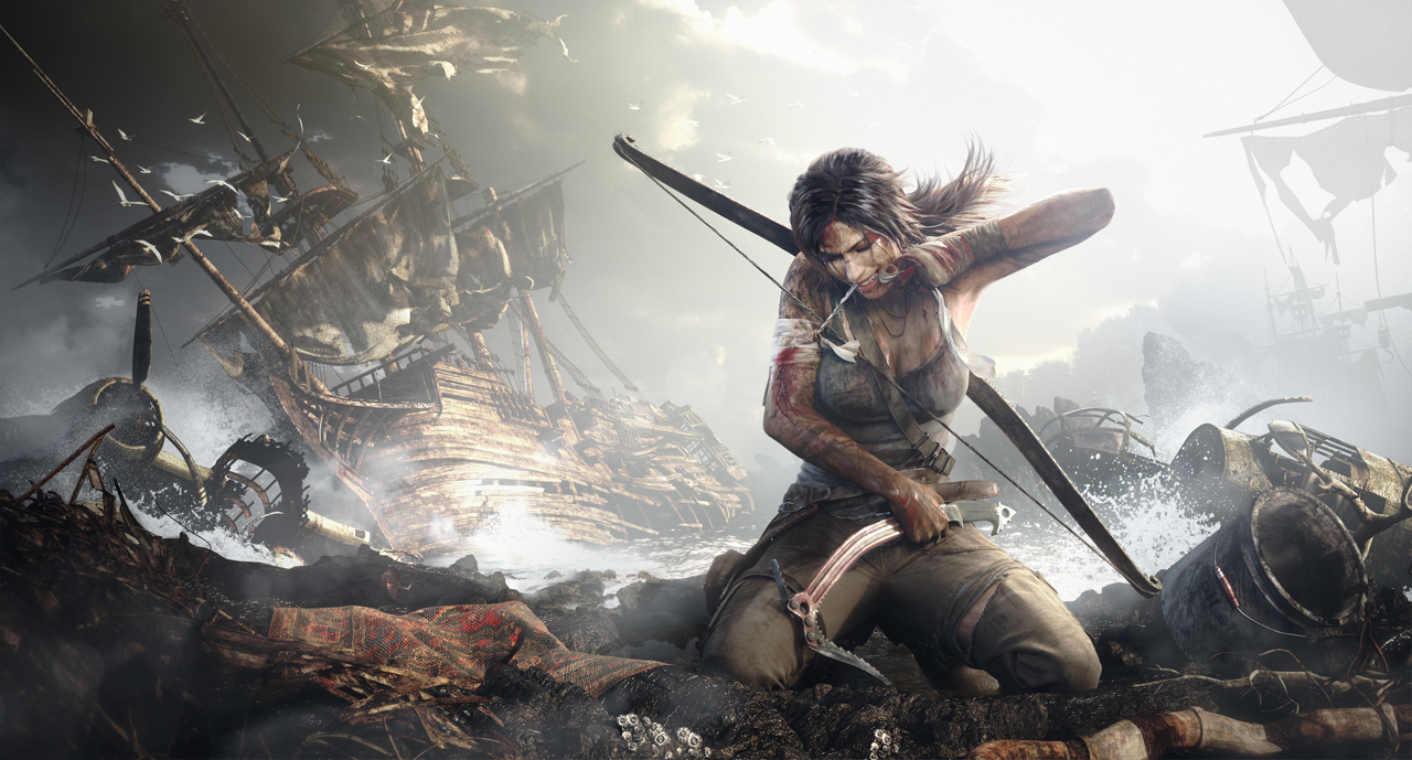 Tomb Raider: A Review Is Born