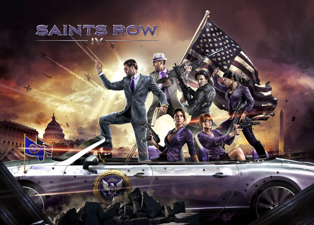 PAX East 2013: Saint Row IV – Getting Super