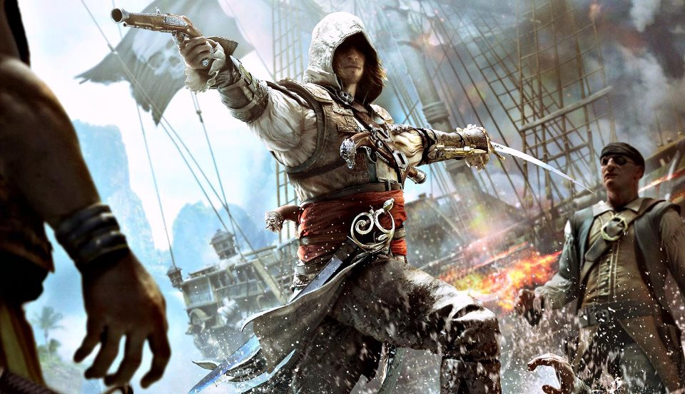 PAX East 2013: Assassin's Creed IV: Black Flag – Yo Ho Ho!