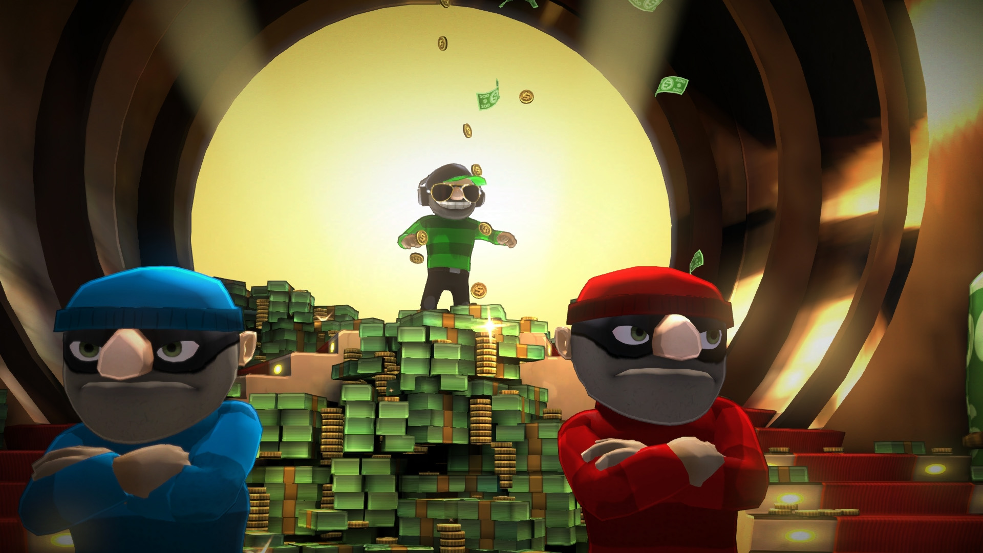 Cash Into Casual, Frantic Multiplayer Fun With Dollar Dash