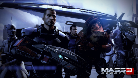 Mass Effect 3 Citadel DLC Drops March 5th! (details)