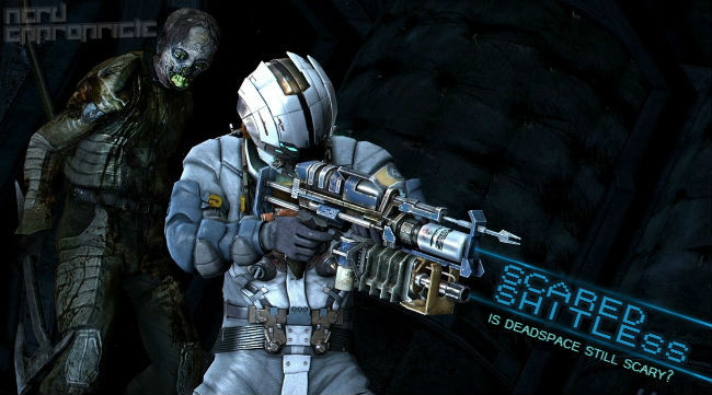 Scared Shitless?  Does Dead Space 3 Still Deliver The Terror?