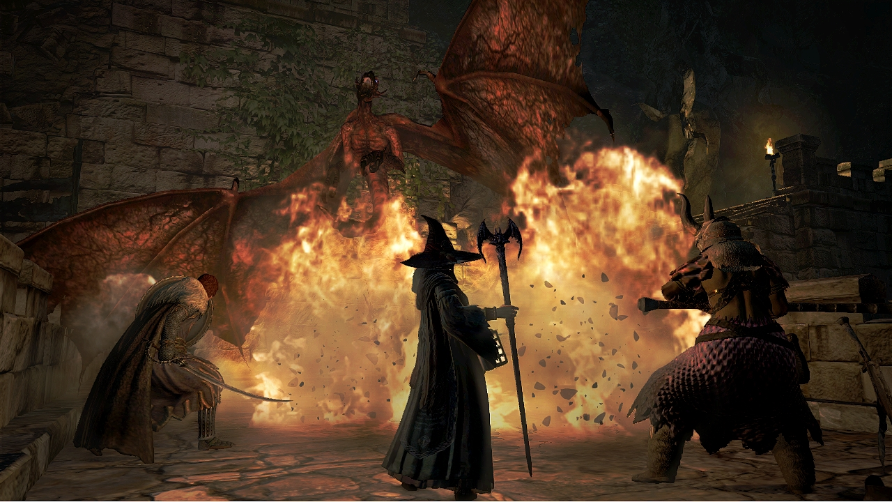 Dragon's Dogma: Dark Arisen – Meaty Expansion Coming Soon