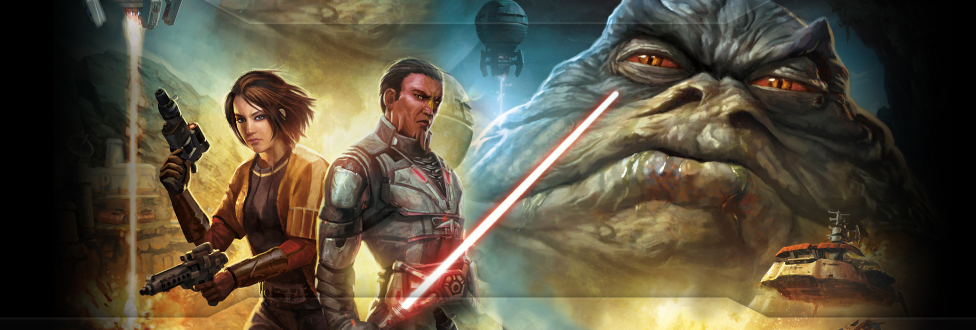 "SWTOR Rise Of The Hutt Cartel Expansion – Fear Of A ""Gay Planet""?"