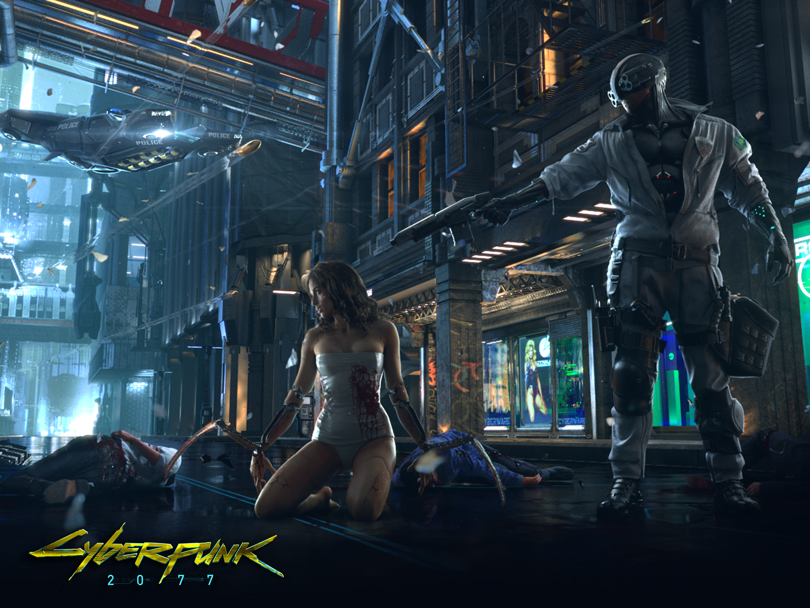 CD Projekt Red's Cyberpunk 2077 – Teaser Trailer Released