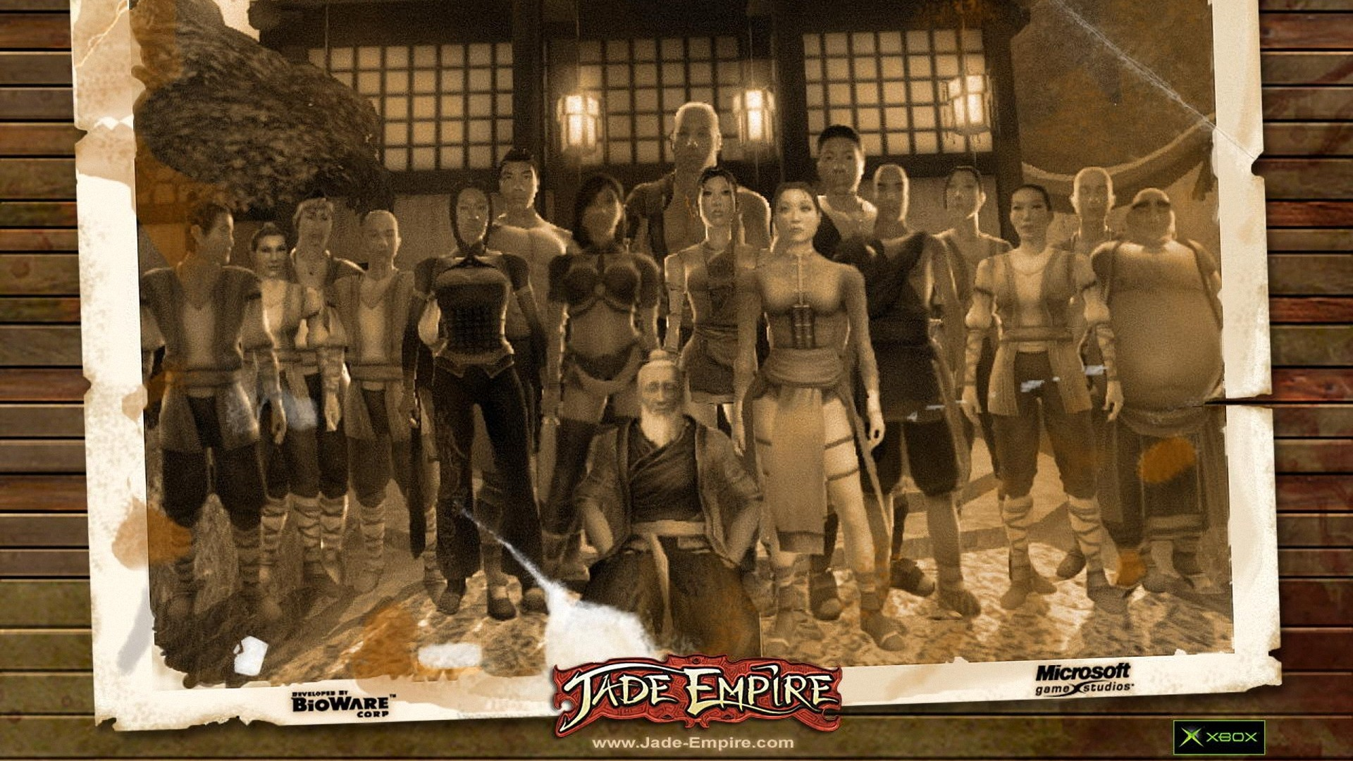 NA JADE EMPIRE