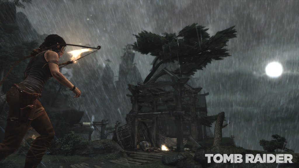 Tomb Raider Scavenger Hunt Offers DLC And Prizes