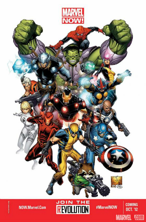 Is Marvel Now! Worth A 'Wow!'?