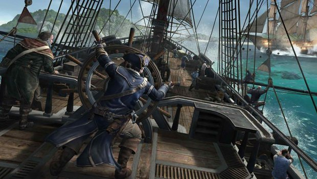 Assassin's Creed III : Ship Combat Done Right!