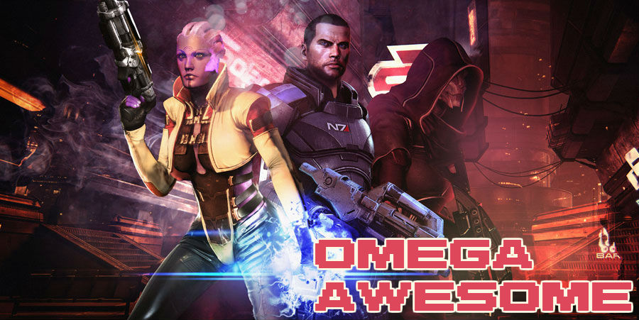 Mass Effect: Omega DLC Review