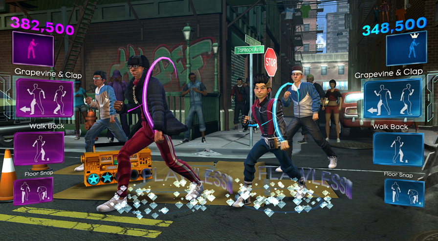 Dance Central 3 Dresses Classy, Dances Cheesy With Gangnam Style