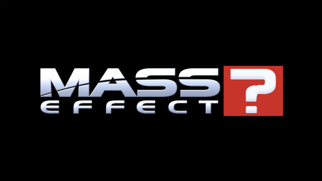 New Mass Effect?  Five Things We'd Love To See