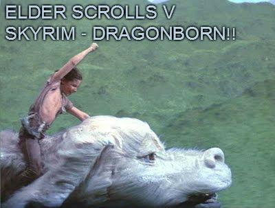 Skyrim: Dragonborn – Falcore Fans Rejoice!