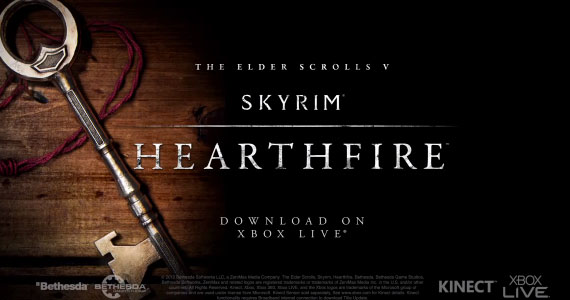 Skyrim Hearthfire DLC: The Nerd Appropriate Review