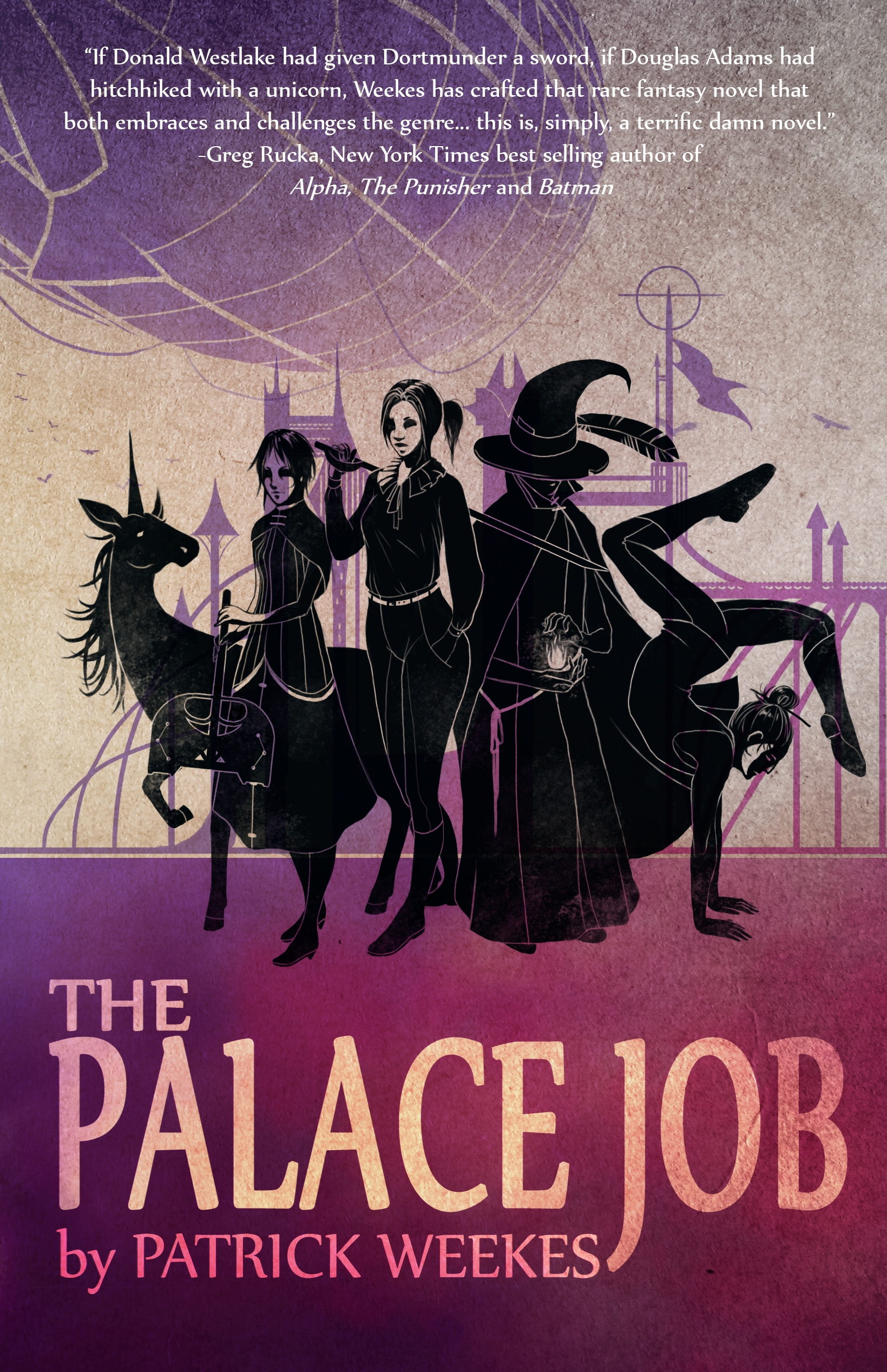 The Palace Job: The Nerd Appropriate Review & A CONTEST!