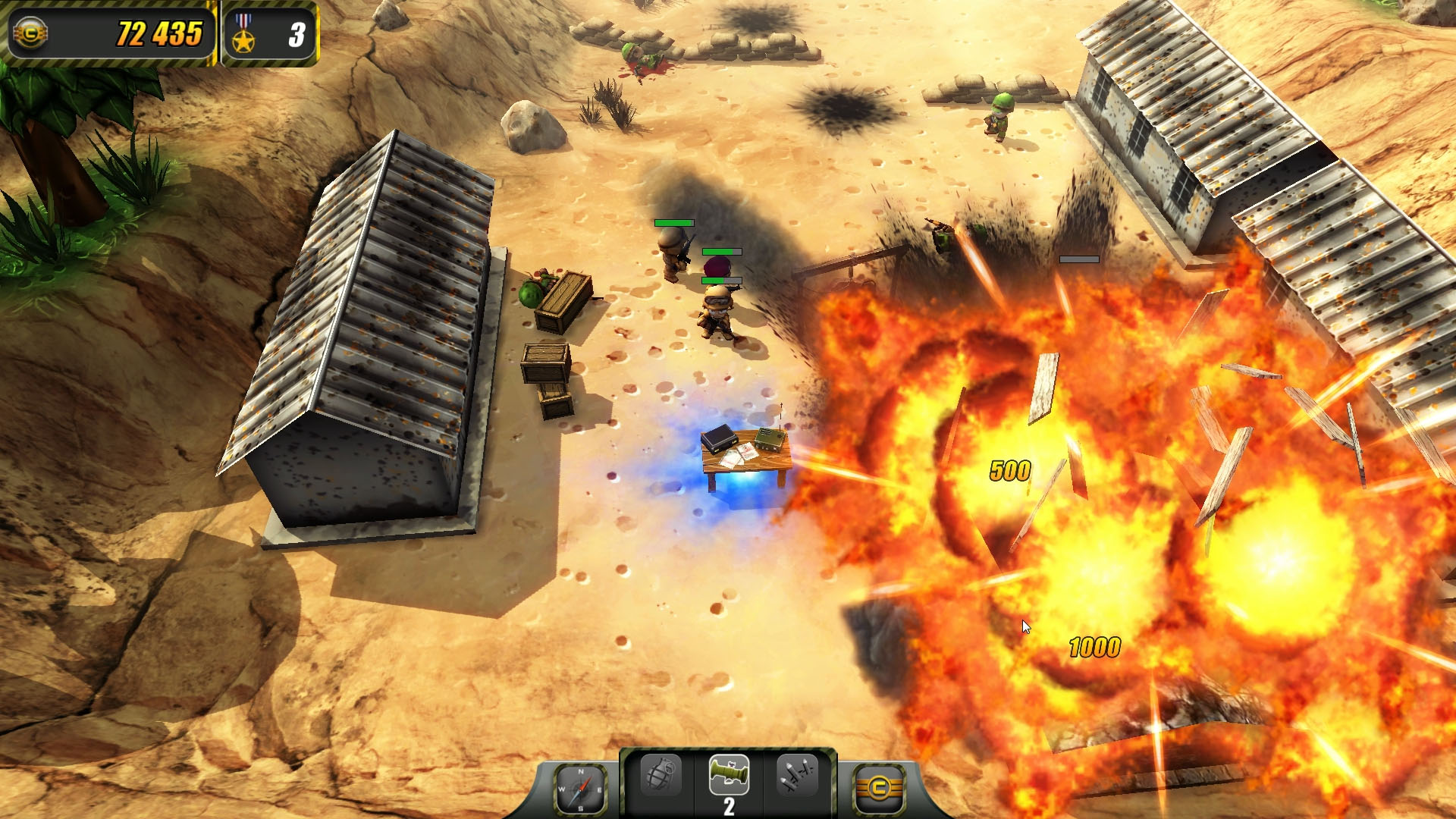 Tiny Troopers Airdrops Old School Fun Onto PC And Mac