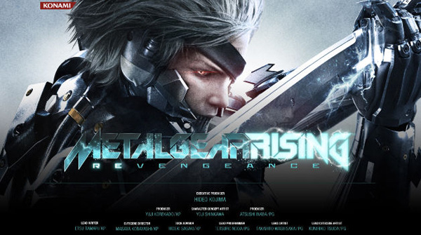 PAX Prime 2012: Hands On Metal Gear Rising: Revengeance *Chop Chop Chop*