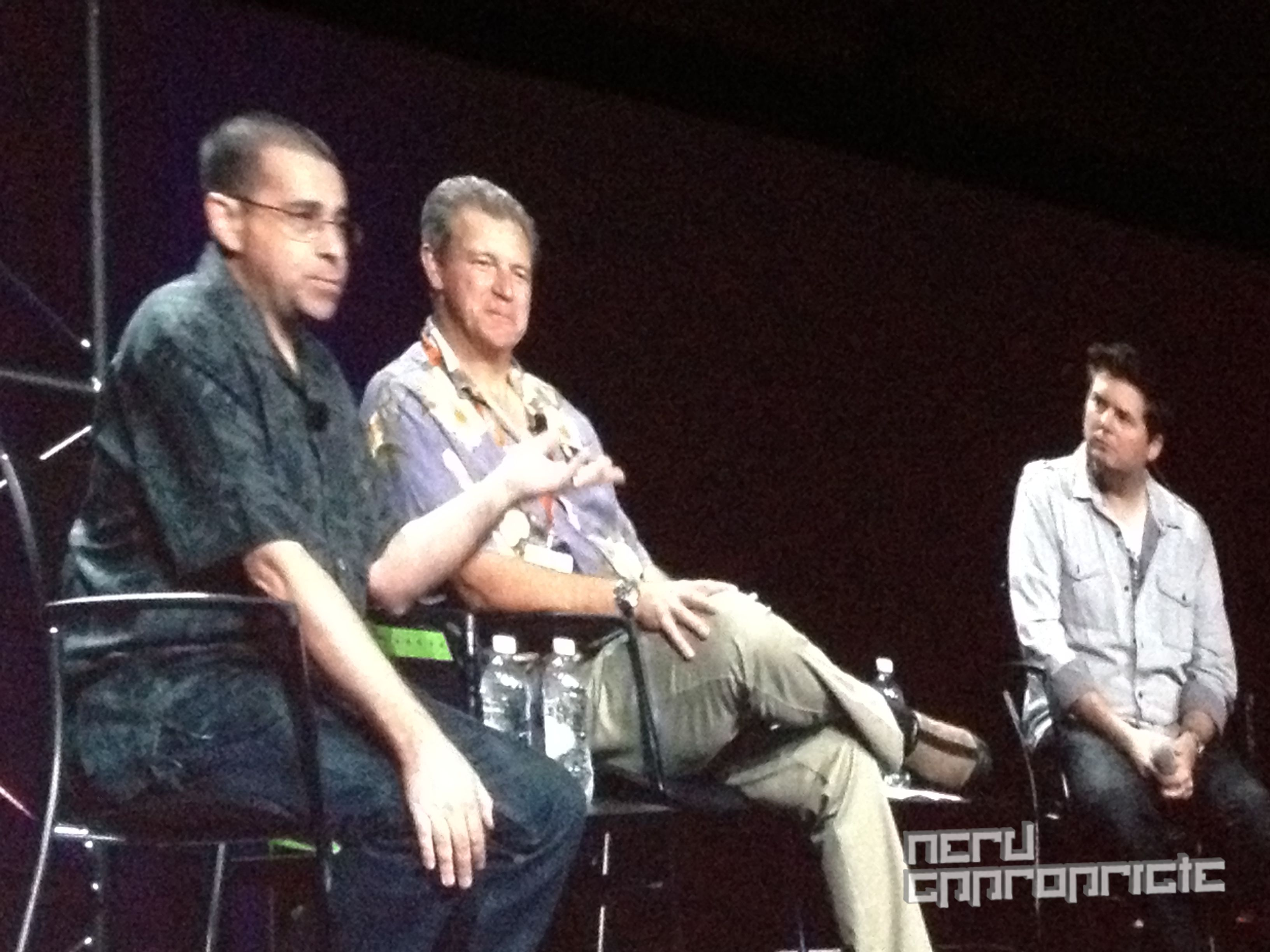 Star Wars Celebration VI: Puppet Masters Tim Rose And Mike Quinn Take The Stage