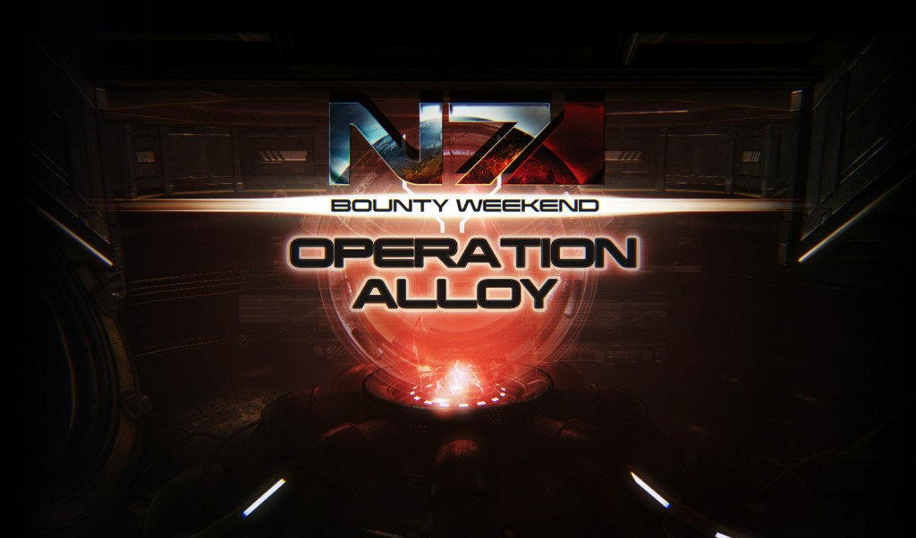 Mass Effect 3: Operation Alloy – By Our Powers Combined!