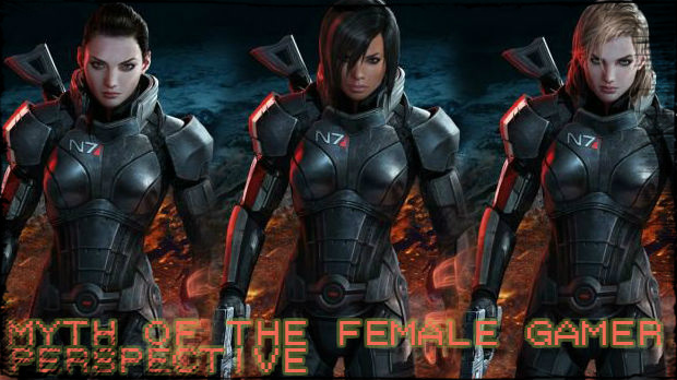 "Geek Girl Con 2012: Bioware's The Myth Of ""The Female Gamer Perspective"" – Panel Coverage"