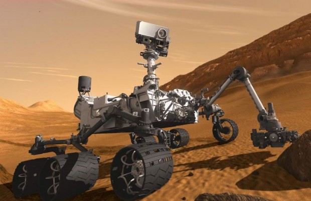 Tonight Watch A Real Transformer Land On Mars… LIVE!