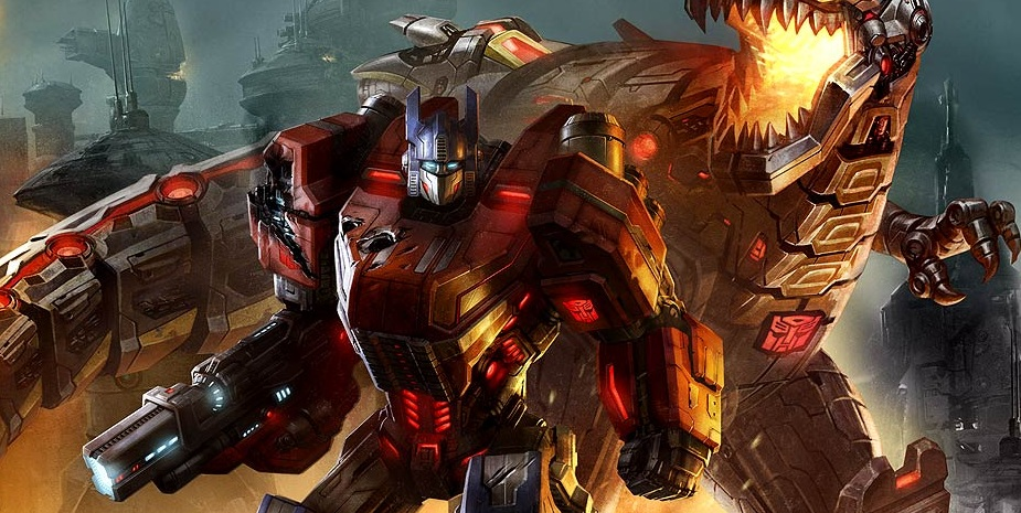 First Impressions — Transformers: Fall Of Cybertron (demo)