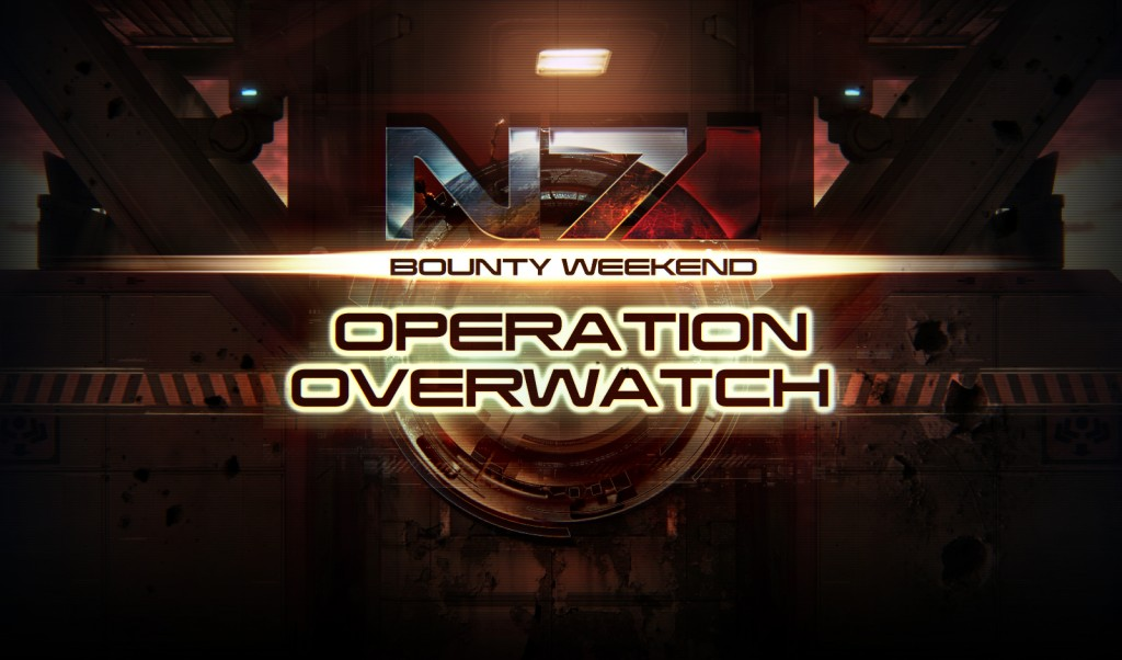 Mass Effect 3: Operation Overwatch – N7 Heroes Hold The Line