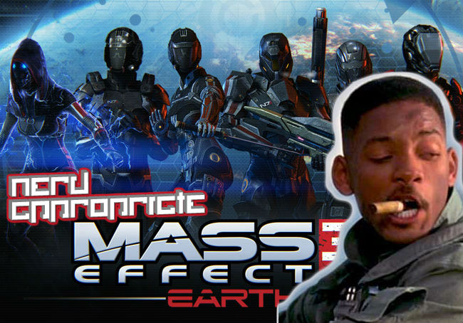 Community Game Night: Mass Effect 3 Multiplayer – WELCOME TO EARTH!