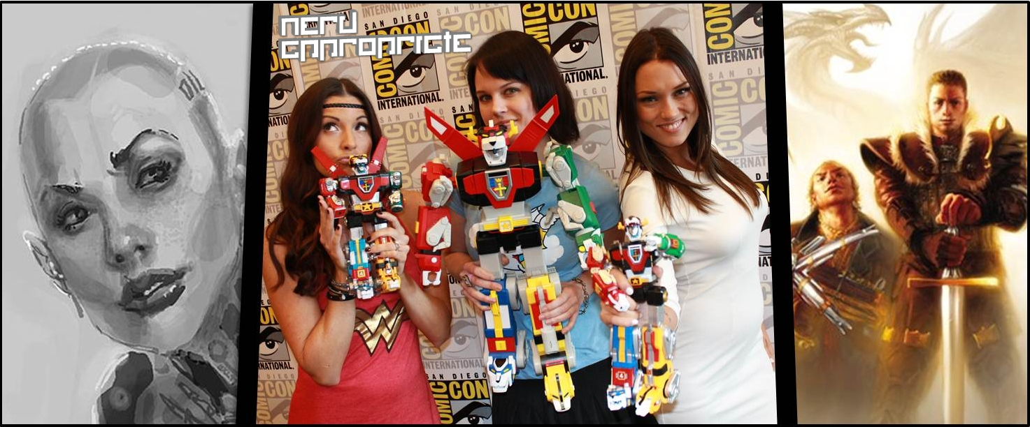 Rated NA 67: SDCC 2012 Interview Special