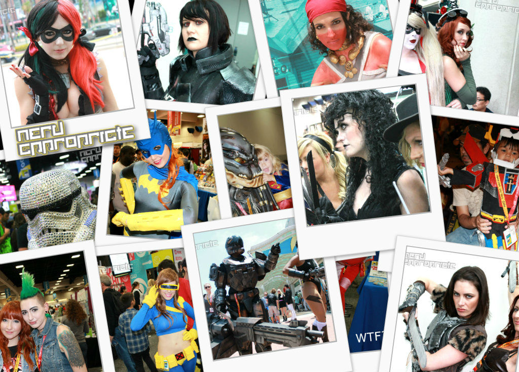 Comic-Con 2012: Comic-Con's Coolest Cosplay!
