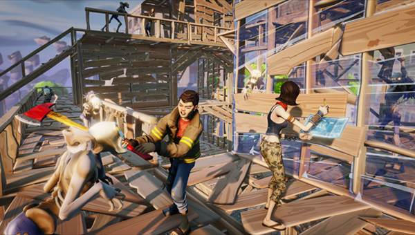 Comic-Con 2012: Epic's Fortnite – Constructing A Whole New World Of Adventure