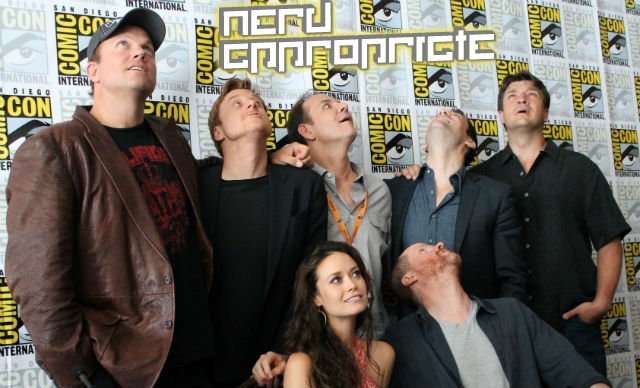 Comic-Con 2012: Situation Report (Thursday And Friday)
