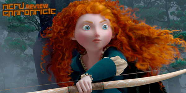 Pixar's Brave: The Nerd Appropriate Review
