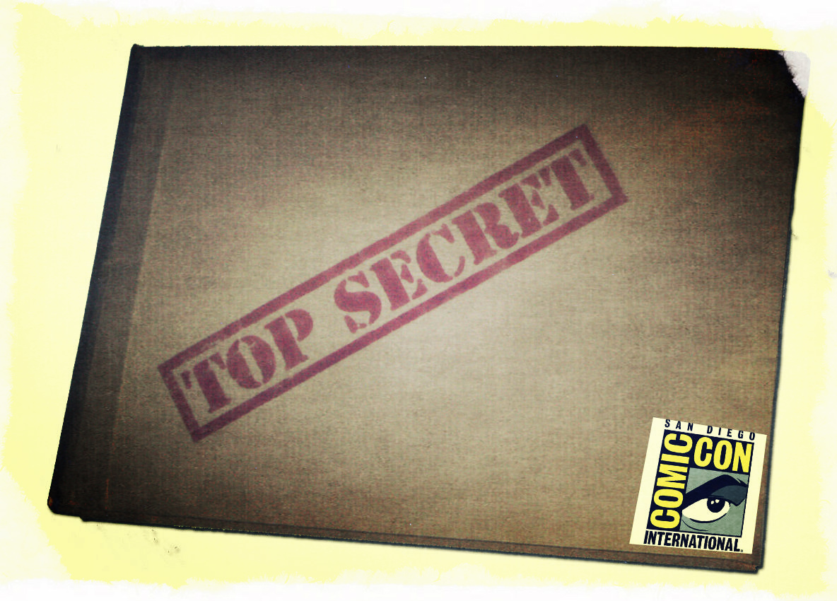 Comic-Con 2012: The Top Ten Secrets Of SDCC!